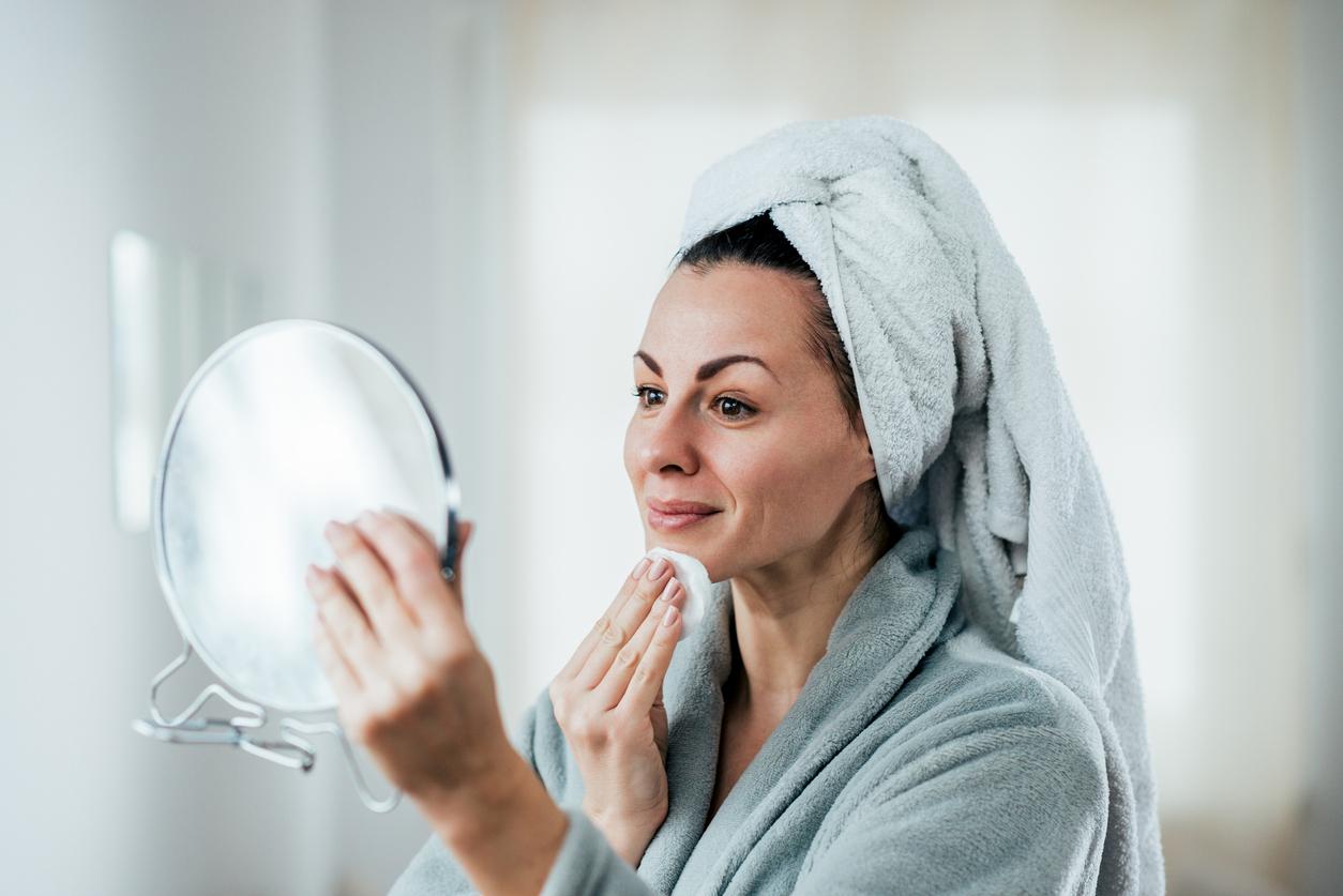 Basische-Gesichtscreme